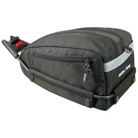 KlickFix Contour SF Seat Post Bag black